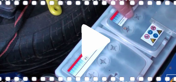 video auto winter uz